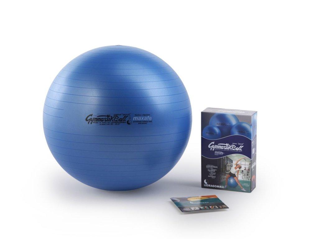 GymBallmaxafe65modra