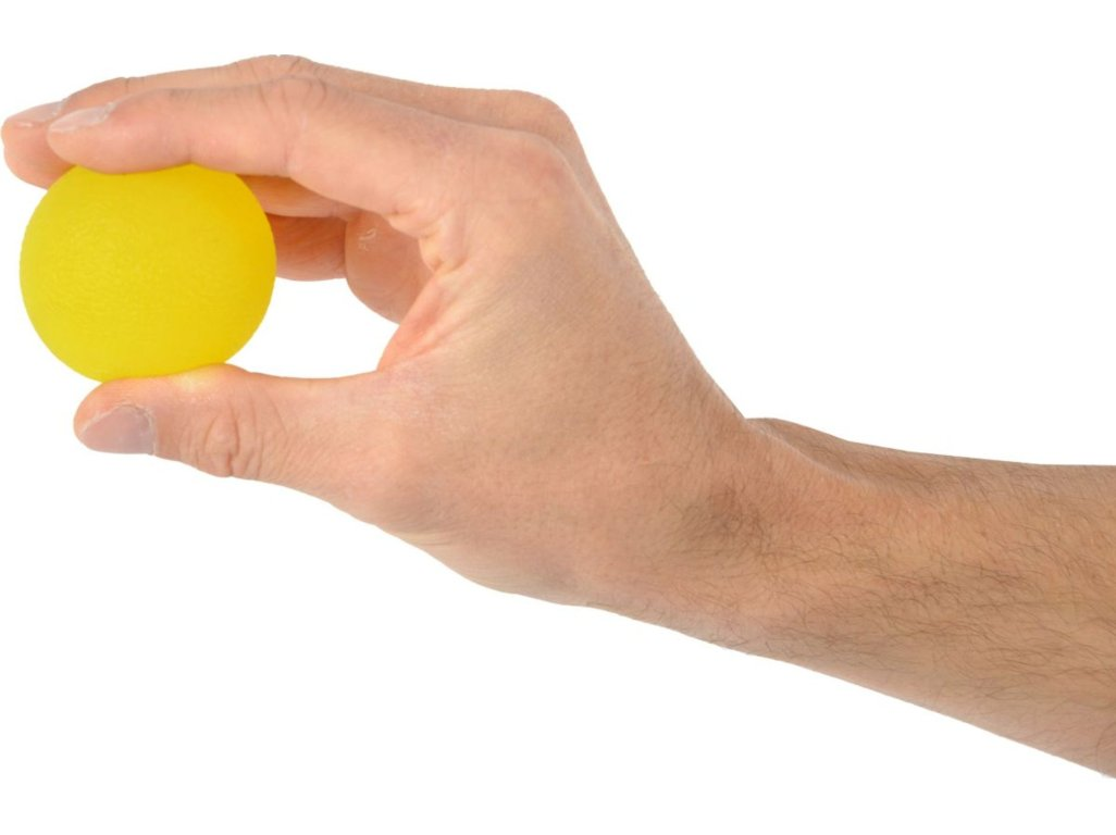 MSD Squeeze Ball Extra Soft Yellow