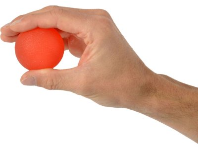 MSD Squeeze Ball Soft Red